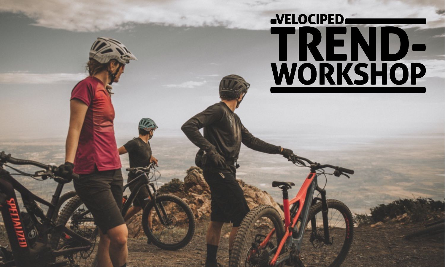 Trend-Workshop E-Mountainbike: 11. April